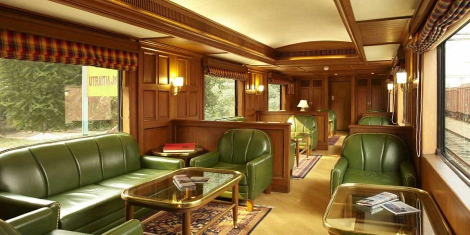 Le Rajah club du Maharajas' Express