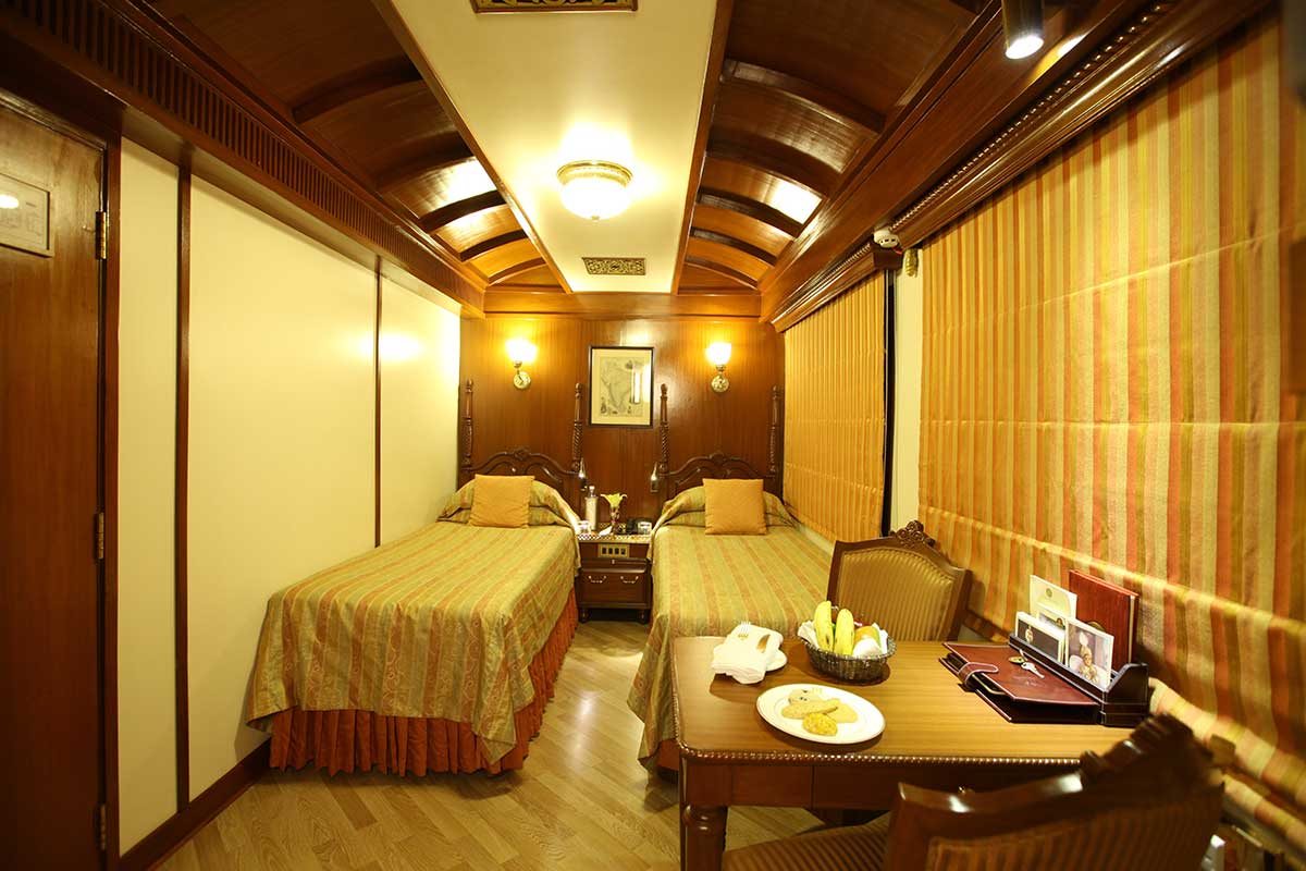 Suites Junior du Maharajas' Express