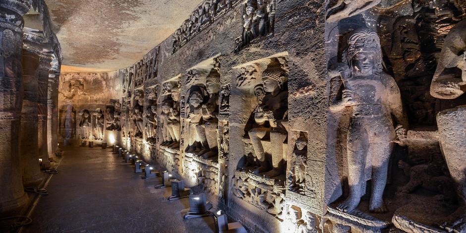Grottes d'Ajanta