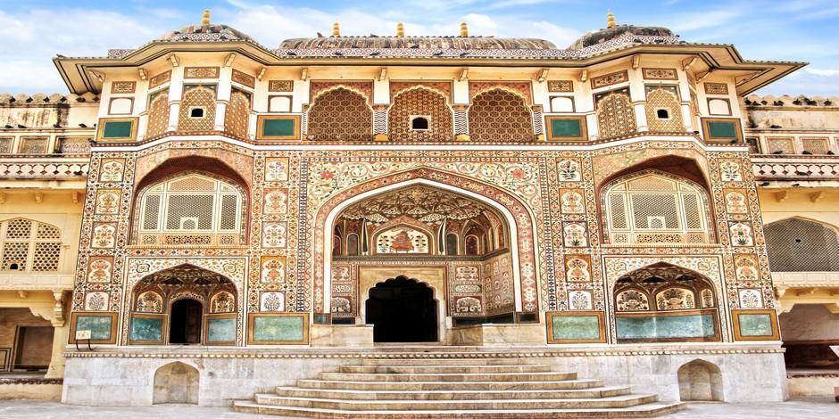 La porte de Ganesh