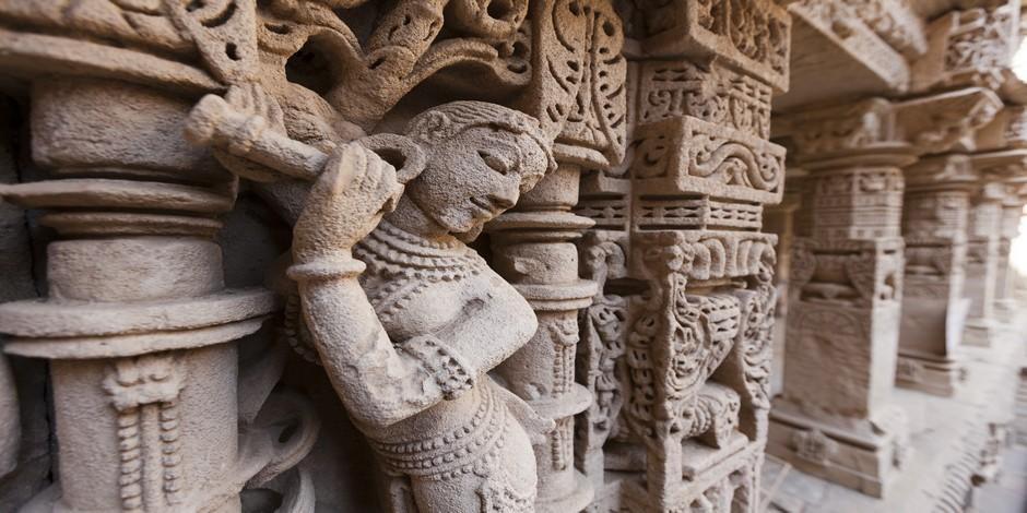 Portail de l'architecture indienne