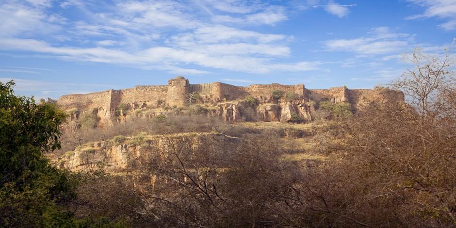 Fort de Ranthambore