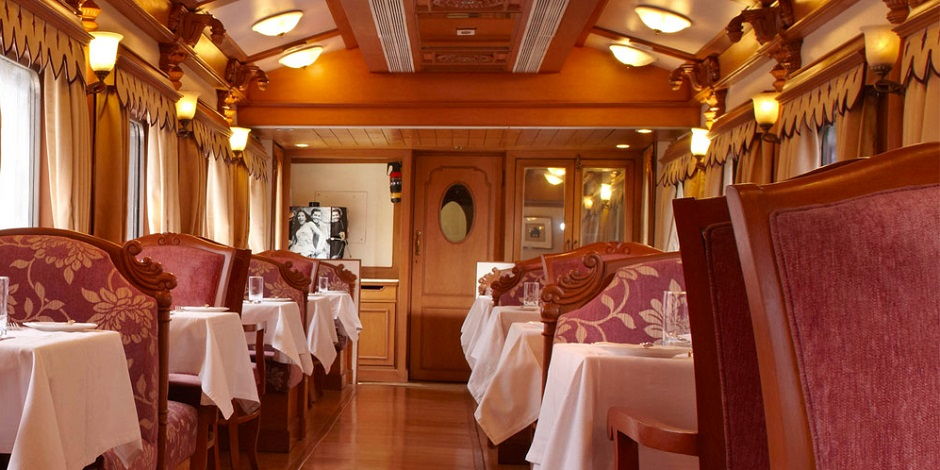 Restaurant du Train Golden Charriot