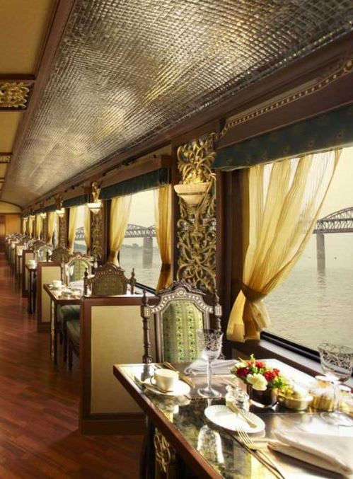 Restaurant du Train Maharajas' Express