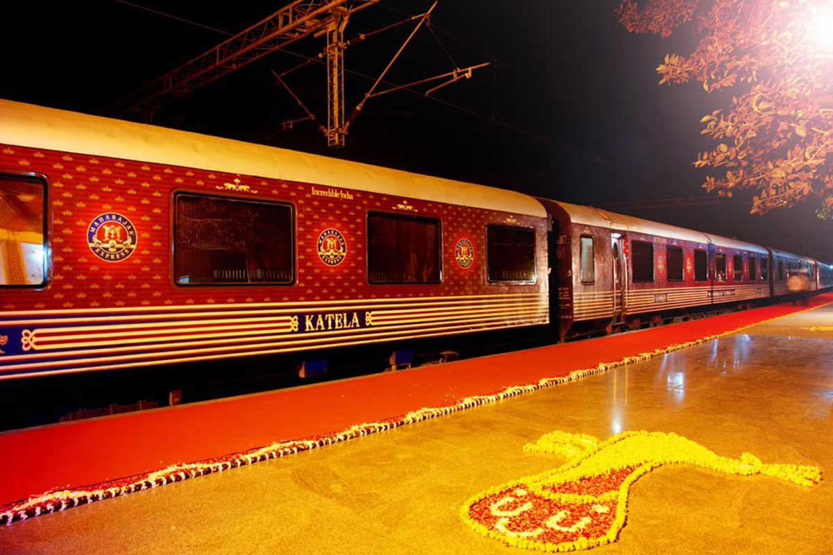 Train de luxe, par excellence