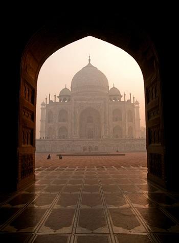 Agra - Circuit Indian Odyssey en train Deccan Odyssey